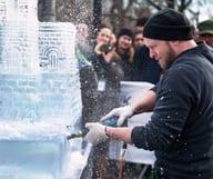Ne brisez pas la glace à Central Park