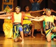 Hommage à la diaspora africaine