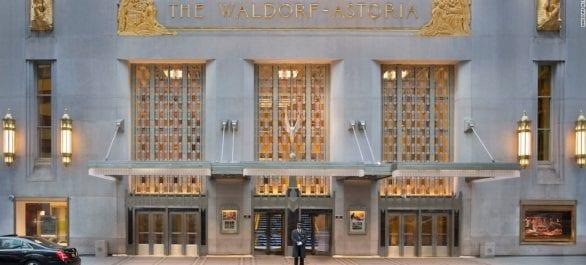 Les plus beaux hôtels de New York City