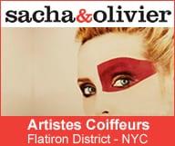 Salon de coiffure Sacha & Olivier