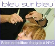 BLEU SUR BLEU – Upper East Side