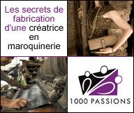 Découvrez les secrets de fabrication d'une créatrice en maroquinerie
