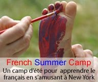 French Summer Camp – Brigitte Saint Ouen