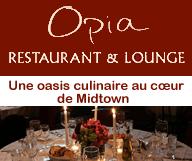 Opia Restaurant