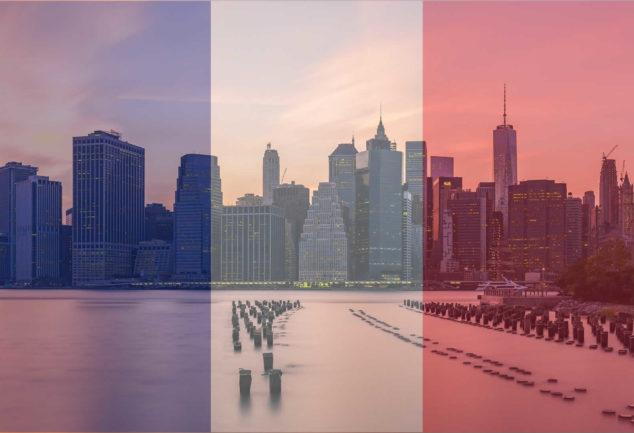 Les quartiers de New York où l'on parle français