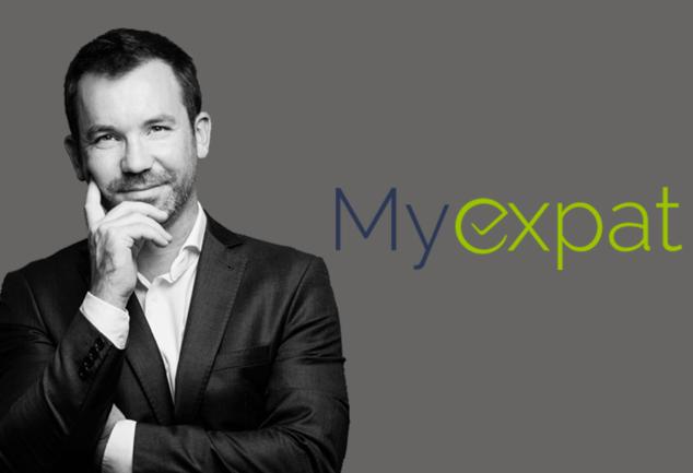 Une interview de Florent Vaudelin, fondateur de My expat