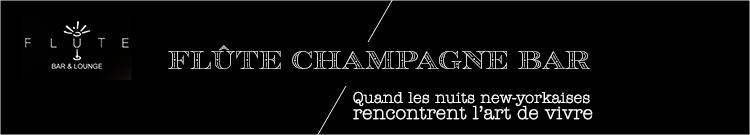Flûte Champagne Bar