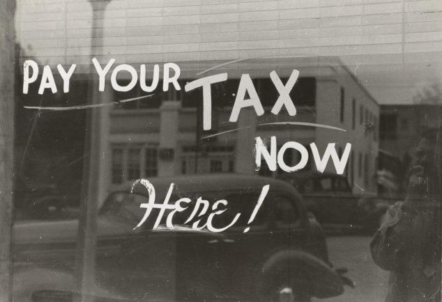La fiscalité et les impôts à New York