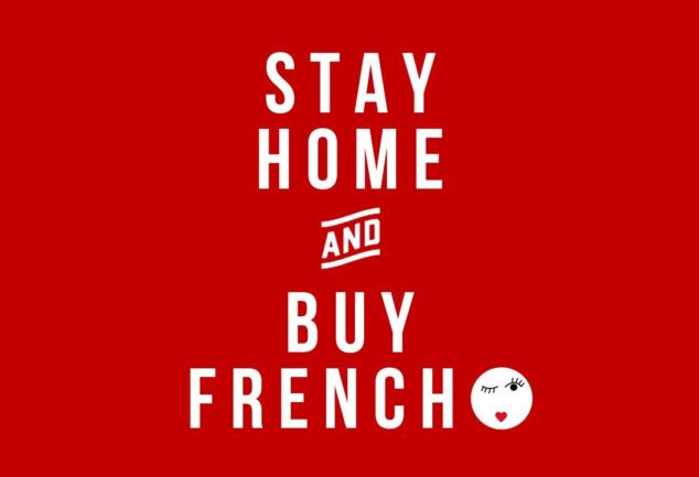 Restez chez vous et achetez français !