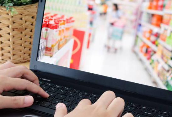 Faire ses courses sur Internet aux États-Unis