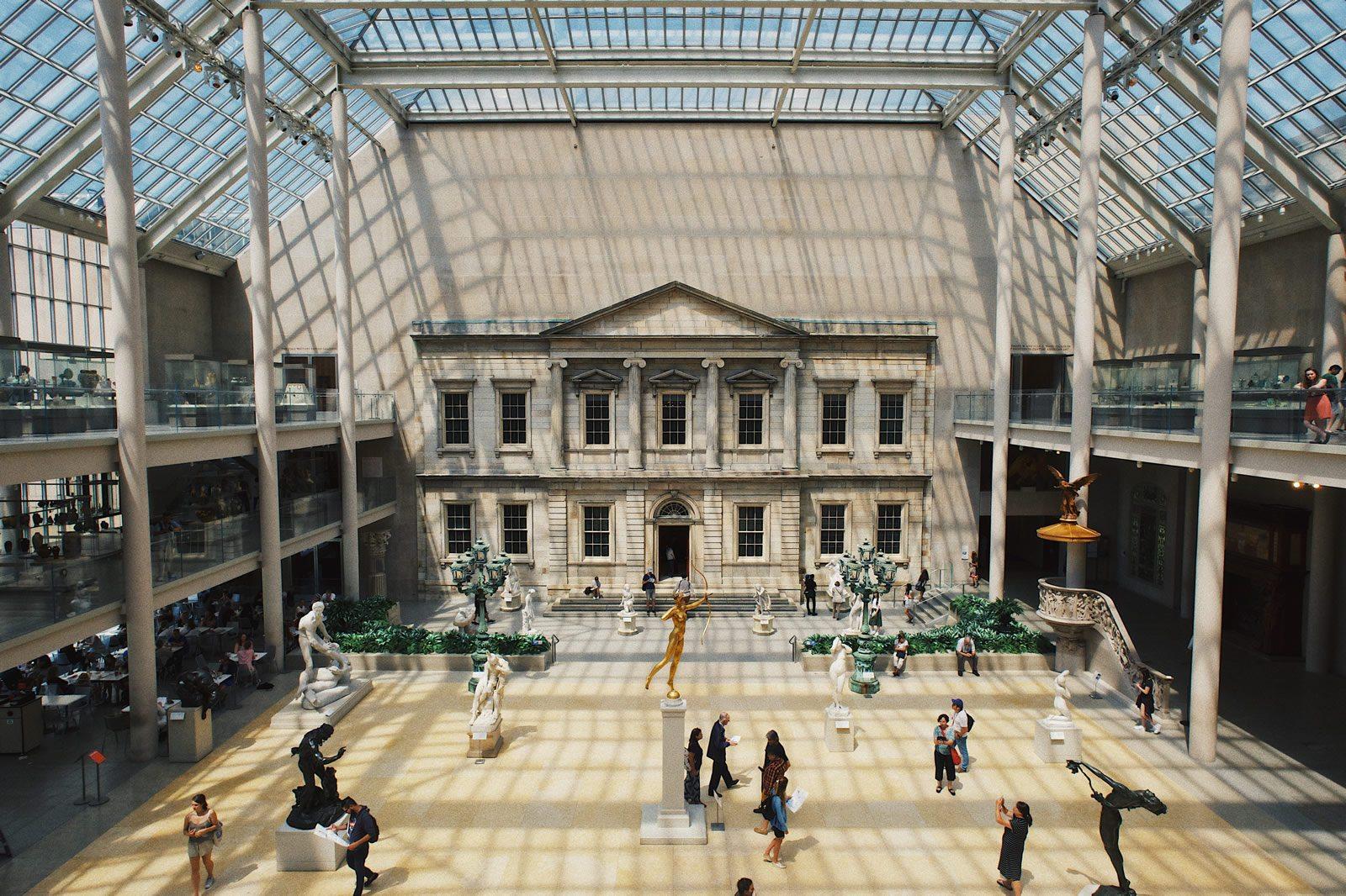Les 10 plus beaux musées des États-Unis