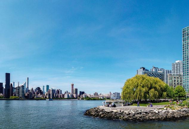 Les 5 meilleures villes où vivre autour de New York City