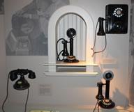 Le Telephone Museum d'Atlanta