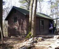 Le campement de l'extrême à Ponkapoag Camp