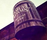 La Samuel Adams Brewery à Boston