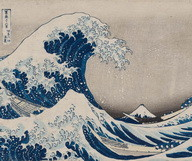 Hokusai, maître japonais
