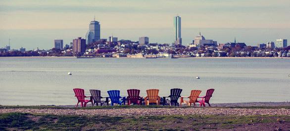 A la découverte des Boston Harbor Islands