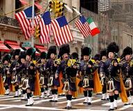 Boston aux couleurs de l'Irlande