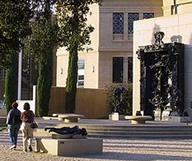 Le Cantor Arts Center à l'Université Stanford