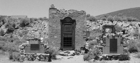 Les villes fantômes aux Etats-Unis, souvenirs bien vivants du passé