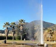 Les geysers en Californie