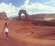 Entre roches et arches