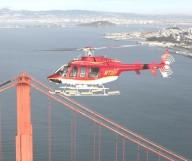 San Francisco en hélico