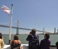Une croisière dans la baie de San Francisco