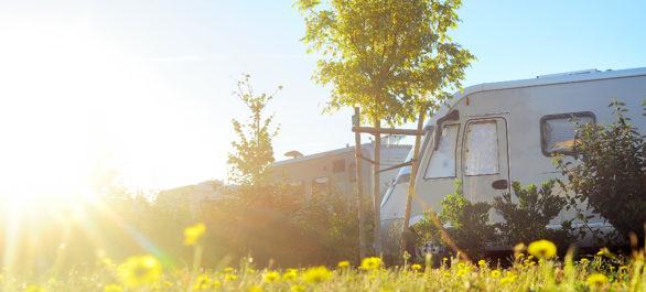5 endroits où camper autour de San Francisco