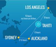 Alerte Tarifs ! A vous l'Australie, la Nouvelle Zélande et Tahiti