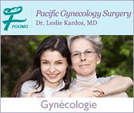 Dr Leslie Kardos - Pacific Gynecology Surgery