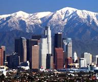 Le ski en Californie du Sud