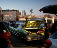 Electric Dusk Drive-In à Los Angeles