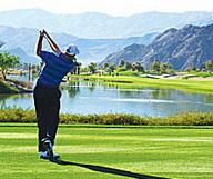Palm Springs, le paradis des golfeurs