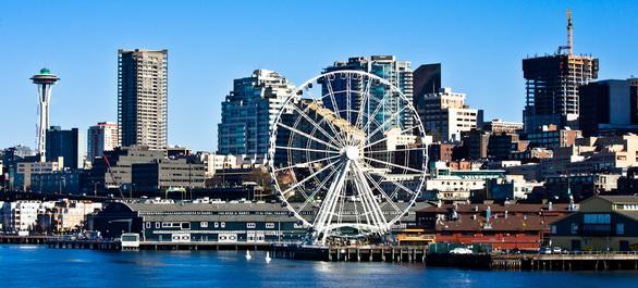 Une escapade à Seattle