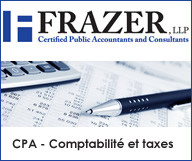 Jacques Cohen, CPA - Frazer, LLP - Certified Public Accountants and Consultants