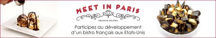 Pack investisseur – Meet in Paris