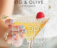 Les happy hours de FIG & OLIVE