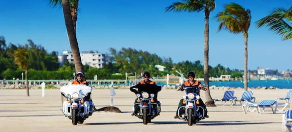 La Floride en Harley-Davidson