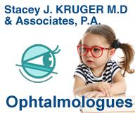 Cabinet d'ophtalmologie pédiatrique Stacey J KRUGER M, D Associates P.A.