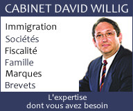 Cabinet d'avocat David S. WILLIG, Chartered