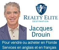 Jacques Drouin – Realty Elite Destination