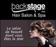 Backstage by Erick Ayache - Salon de coiffure et Spa
