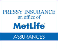 Pressy Insurance, an office of Metlife