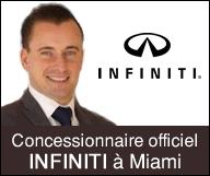 Concessionnaire Infiniti à Miami - Florian Grandi