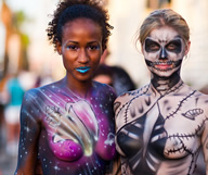The last of Halloween 2014 celebrations in New York