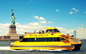 Les Water Taxis de New York