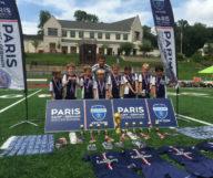 Rêvez plus grand cet été avec les camps de soccer de la PSG Academy
