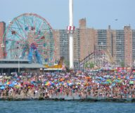 Aller à la plage à New York