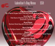 Une Saint Valentin gourmande